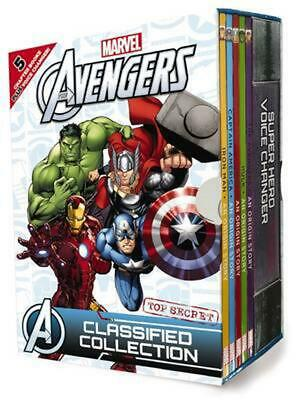 Marvel Avengers Classified Collection by Paperback Book