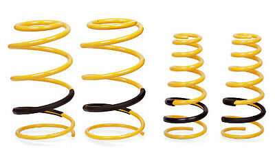 King Springs Suspension Lowered Front and Rear Kit KSFS22-KSRL33