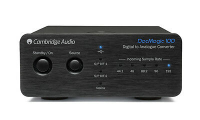 Cambridge Audio DACMagic 100 - Digital to Analogue Converter