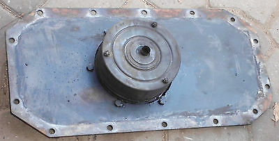 Lower engine cover (Oil pan) by MAN AS430 Vintage Tractor