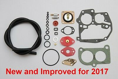 Mk1 Mk2 Golf Carburettor Rebuild Kit Pierburg 2E3 2E2 2E Repair Service A10/11