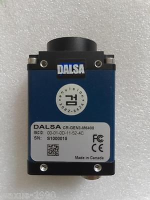 1pcs Used DALSA CR-GEN3-M6400 industrial cameras tested OK