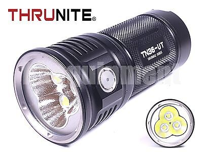 Thrunite TN36 UT Ultra Thrower Cree XHP70 7300lm Cool White CW LED Torch
