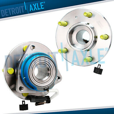 2 Front Wheel Bearing Chevy Impala Monte Carlo Buick LeSabre (HD DESIGN)