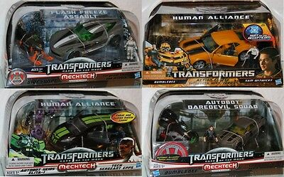 TRANSFORMERS -HUMAN ALLIANCE-Action Figuren-Deluxe Class-Hasbro AUSSUCHEN: