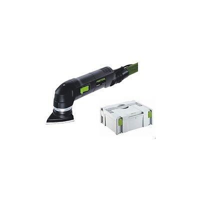 Ponceuse triangulaire Festool DELTEX DX 93 E-Plus en systainer 567855