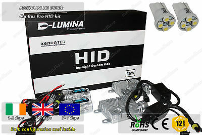 H3 453 35w 6000k AC HID Kit Xenon No Error Free CanBus Headlight Conversion Lamp