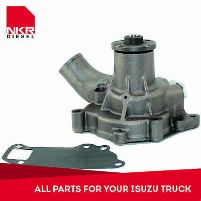 Water pump for Isuzu NRR, FSR, 6BG1 6.5L 6BG1 5.8L