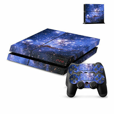 Skin Sticker For PS4 Playstation4 Console and Controller Decal #0224