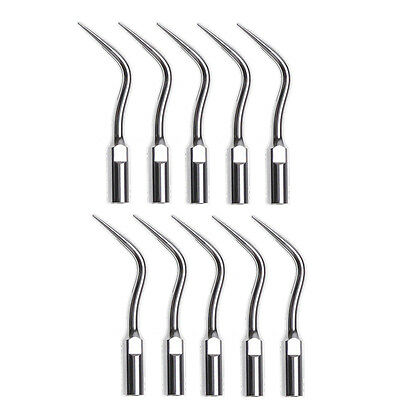 10 Dental Ultrasonic Piezo Scaling Perio Tip PD For DTE/Satelec Scaler Handpiece