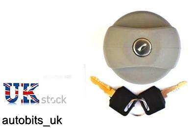 Fuel Tank Filler Lockable Cap Petrol Diesel +Keys For Vauxhall Opel Zafira Astra