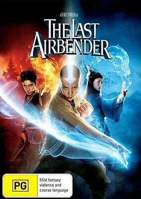 The Last Airbender - DVD Region 4 Free Shipping!