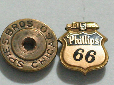 Phillips 66 Employee Pin 5 Year Safe Driver Service Award (#1021 Empl)