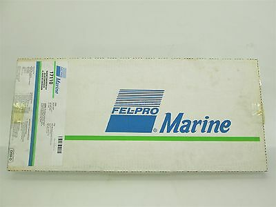 NEW Fel-Pro Marine Lower Engine Gasket Conversion Set 17110 Chevy 262 4.3
