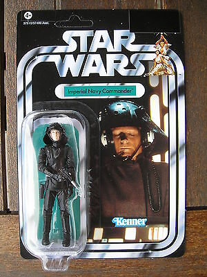 Star Wars Imperial Navy Commander  Vc 94 Vintage Collection