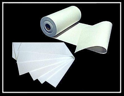 1260 CERAMIC FIBRE PAPER - Op temp 1000°C - 610 x 3mm - Buy by the LINEAL METRE