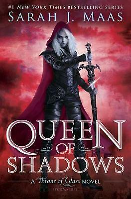 Queen of Shadows by Sarah J. Maas (English) Hardcover Book Free Shipping!