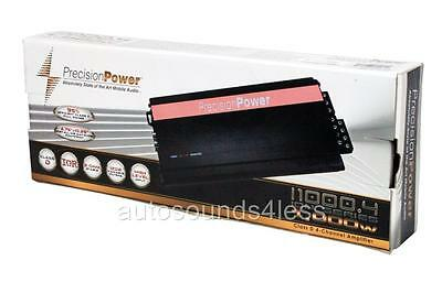 Precision Power iON PPI i1000.4 1000 W 4-Channel Motorcyle Car Audio Amplifier