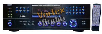 new pyle PD3000A Home Audio 3000W Stereo Receiver DVD CD MP3 Player USB AUX