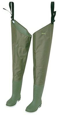 Snowbee Light Stretch THIGH Waders Hip Boots Fishing Hunting NEW