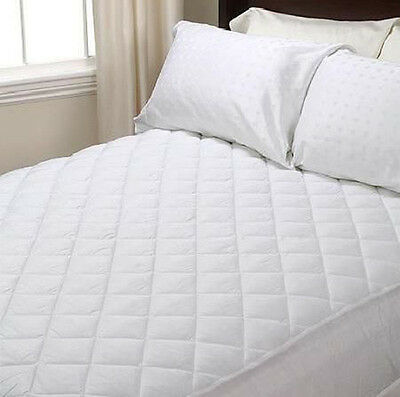 LUXURY EXTRA DEEP 12'' QUILTED MATTRESS PROTECTOR AVAILABLE All UK SIZES