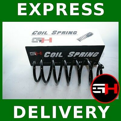 2 Coil Springs (Pair) VW Bora Golf IV MK4 (with A/C) Passat B4, 3A2, 35I *FRONT*