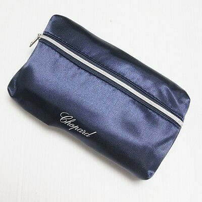 Blue Chopard Turkish Airlines First Class Overnight Amenities Amenity Kit Bag