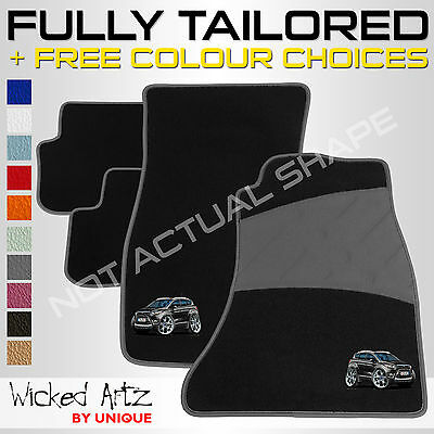 Ford Kuga Car Mats 2008 - 2012 Fully Tailored + CUSTOMISE FREE