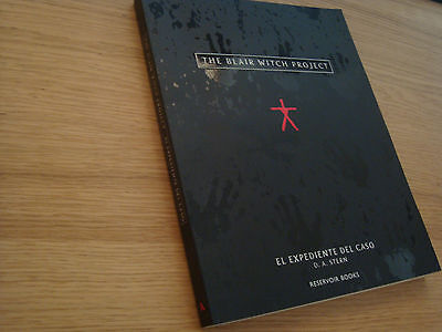 the blair witch project, el expediente del caso d. a. stern