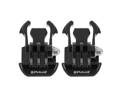 GoPro 2 x Quick Release Buckle Clip Basic Strap Mount for HERO Edition Cameras