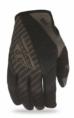 BLACK Fly Racing 907 Winter Cold Weather  Gloves Snowmobile ATV MX UTV
