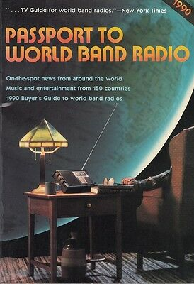Passport to World Band Radio 1990 * Buyers Guide to World Band Radios