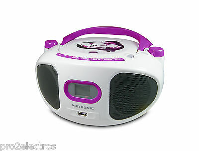 RADIO CD - MP3 avec USB - Miss Angel - METRONIC 477122