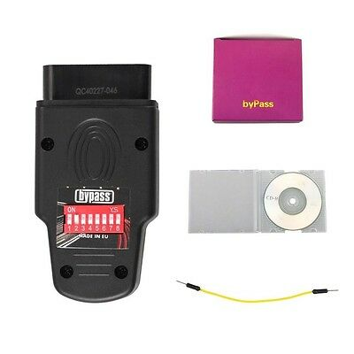 BYPASS For Audi Skoda Seat VW OBD2 VAG CAN Vehicles ECU Unlock Immobilizer Tool