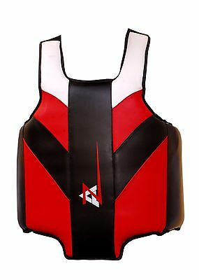 AZ Chest Body Protector Guard MMA Armour Muay Thai Kick Boxing Karate -1481