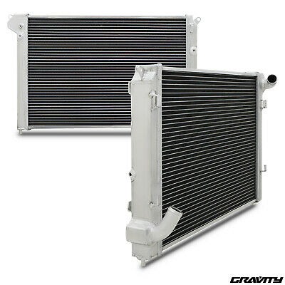 40mm ALLOY RADIATOR RAD FOR BMW MINI COOPER S JCW R53 1.6 SUPERCHARGED 00-06