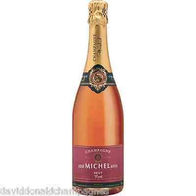 Fine French Import Sparkling Wine & Champagne - JOSE MICHEL BRUT ROSE NV - 93pts