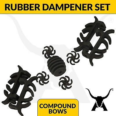 Apex Bow Dampening accessory pack - Kills vibration and promotes stealth