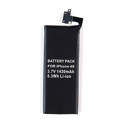 1430mAh 616-0579  Replacement Battery For iPhone 4S 4GS GSM CDMA +Tools