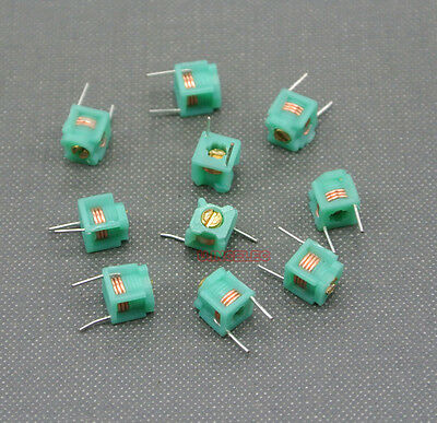 3.5T Variable Inductors,Coil adjustable 10pcs