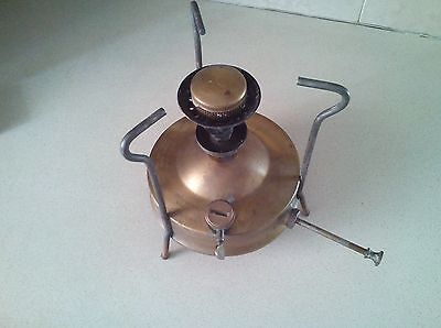 Vintage camping stove BAT made in GDR