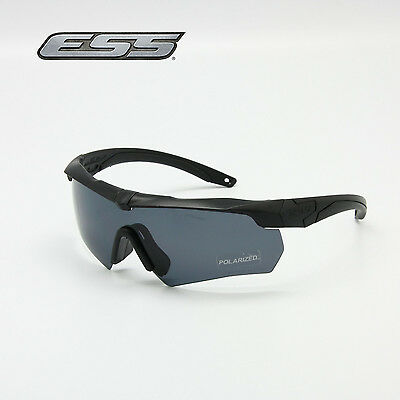 ESS CROSSBOW Polarized Military Goggles 3,4 or 5 Lens Ballistic Army Sunglasses