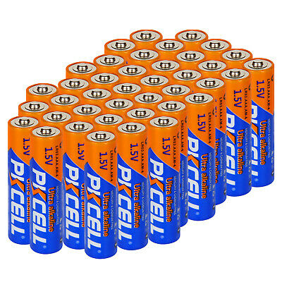 24 pack AAA LR03 1.5V Alkaline Dry Cell Batteries PKCELL NEW Arrival