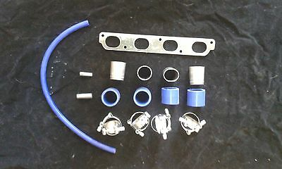 ZETEC S/ PUMA INLET MANIFOLD KIT SUIT LOCOST  SEVEN TYPE CARS FOR 41 mm CARBS