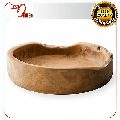 "Lay On Teak Wood Basin - Cipi' ""bantul"""