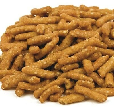 Honey Roasted Sesame Sticks - Bulk Pricing Available - Free Expedited Shipping!