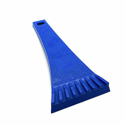 Heavy Duty Ice Scraper for Car Window Windscreen Frost Snow Winter Clean ABS PC