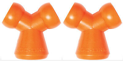 """Pack of (2) 1/4"""" System Y Fittings Loc-Line® USA Original Modular System #41408"""