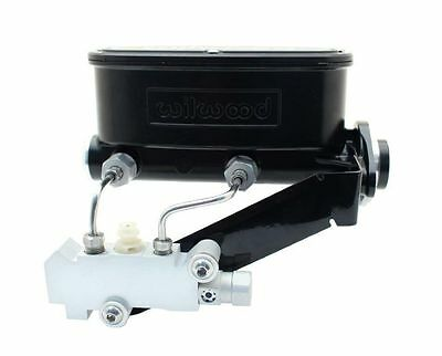 Disc/Disc Proportioning Valve with Bracket & Lines for Wilwood Master Cylinder