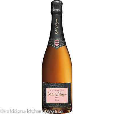 Fine French Sparkling Wine & Champagne - ROLAND CHAMPION BRUT ROSE NV - 93pts